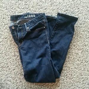 Gap 1969 Always Skinny 29 Jeans
